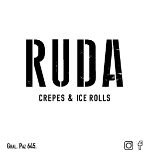Ruda Crepes & Ice Rolls QrCarta