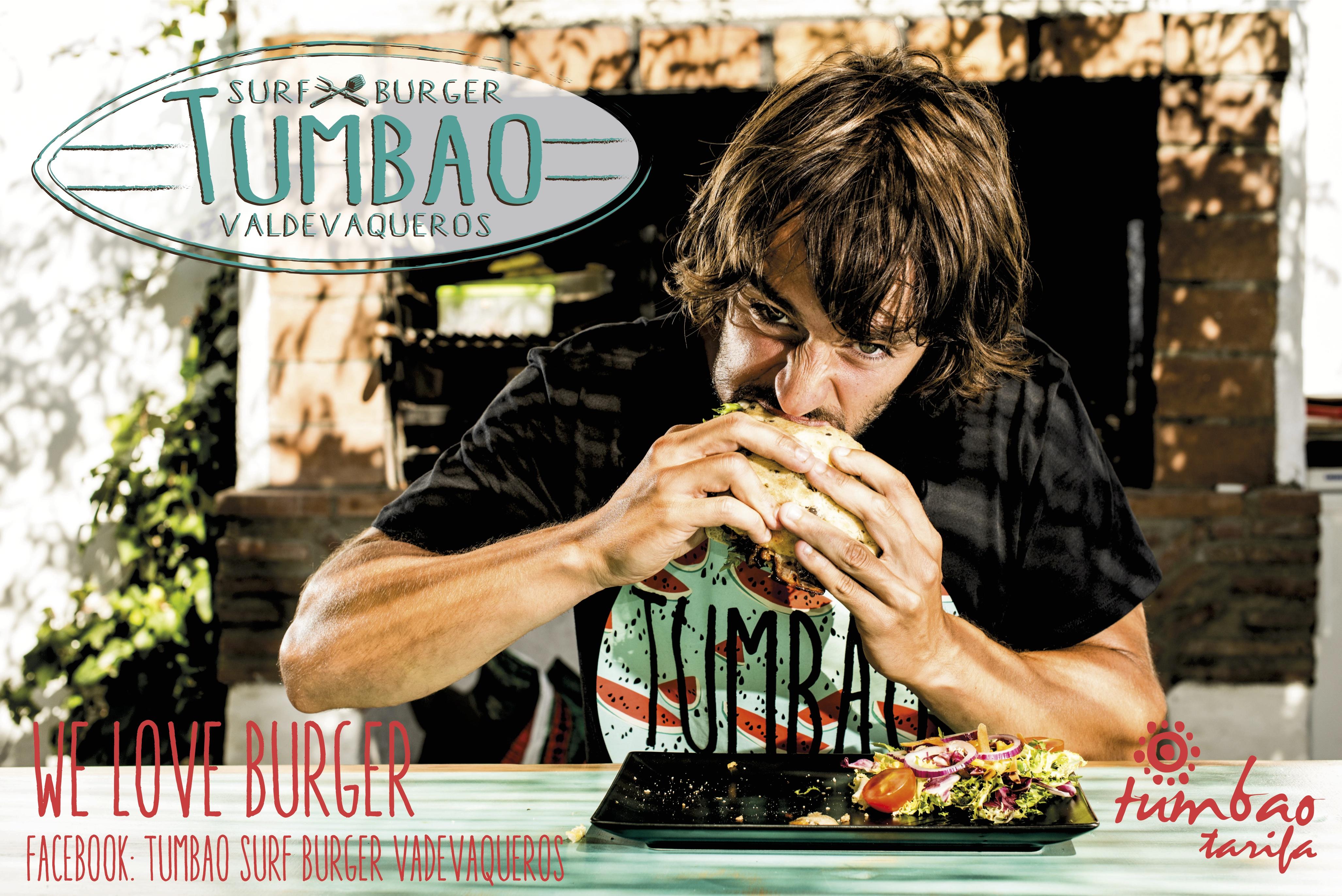 Tumbao Burger QrCarta