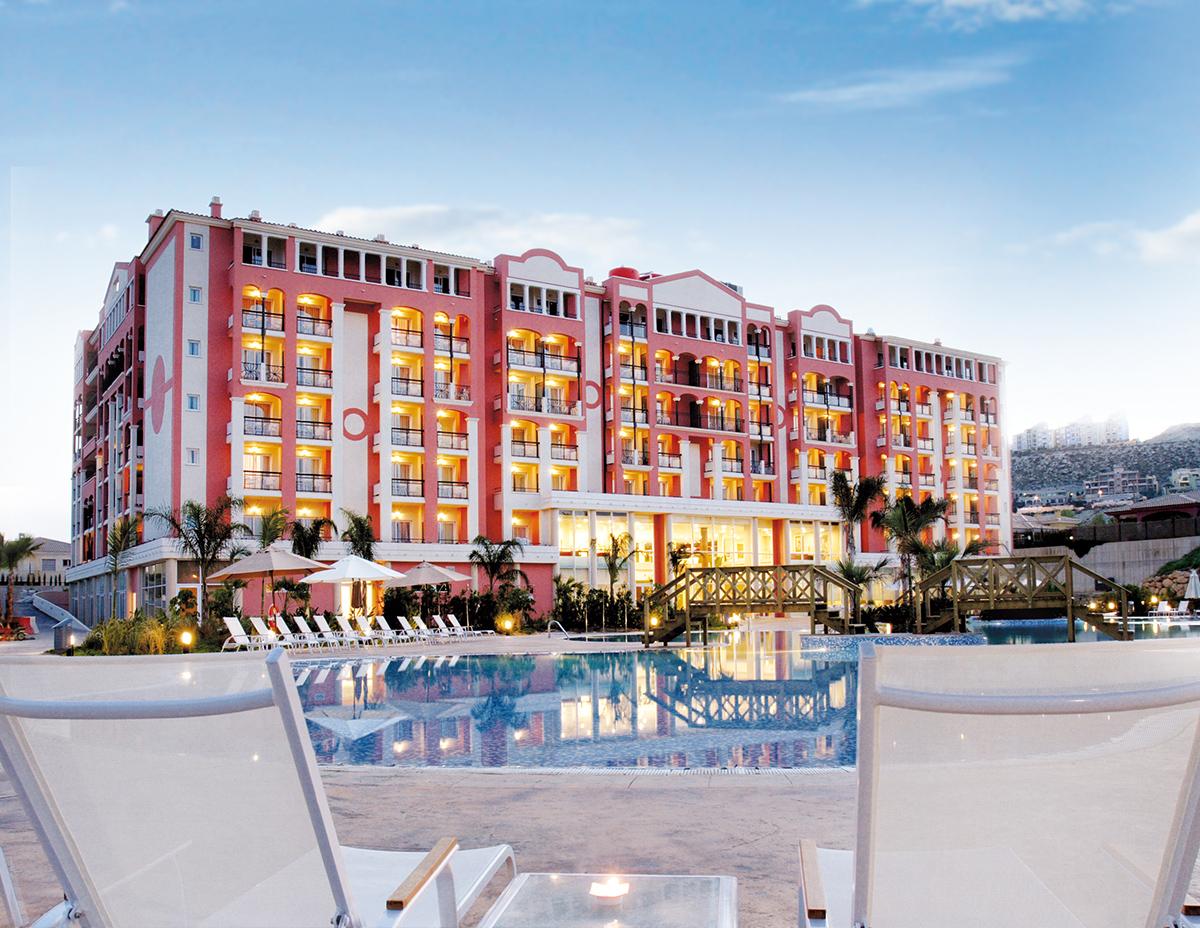 Hotel Bonalba QrCarta