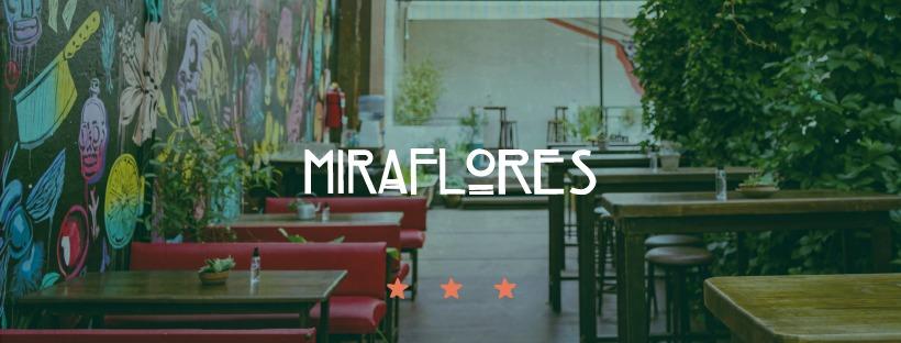 Miraflores QrCarta